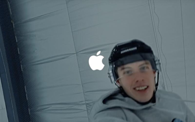 Կանադացի հոկեյիստները iPhone XS-ով ֆիլմ են նկարել (տեսանյութ)
