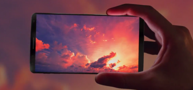 Ֆիլմ, որը նկարվել է Samsung Galaxy S8-ով (տեսանյութ)