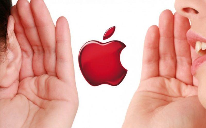 Ի՞նչն է գաղտնի պահում Apple-ն իր օգտատերերից