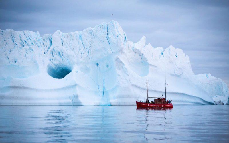 Գրելանդիայում սառույցները հալվում են անասելի արագությամբ