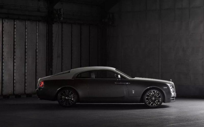 Rolls-Royce-ը  Wraith կուպեի հատուկ շարք է թողարկել