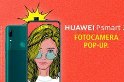 Huawei P Smart Z-ը ստացել է շարժական տեսախցիկ