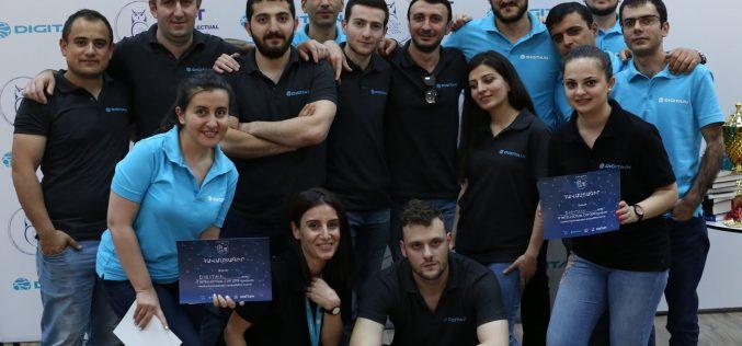 Կայացել է «IT Intellectual Cup 2019» առաջնությունը