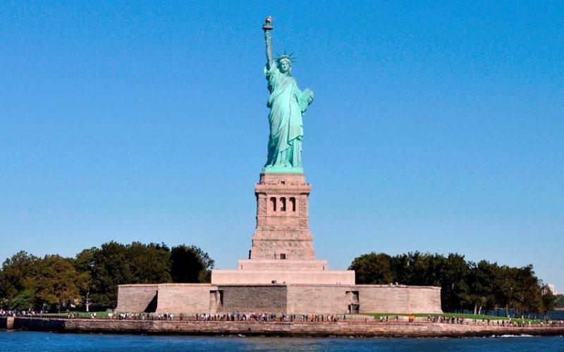 Ինչպե՞ս տեսնել Ազատության արձանն առանց տանից դուրս գալու