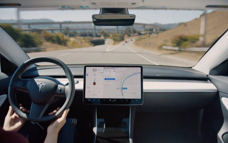 Ի՞նչ է տեսնում Tesla-ի ավտոպիլոտը (տեսանյութ)