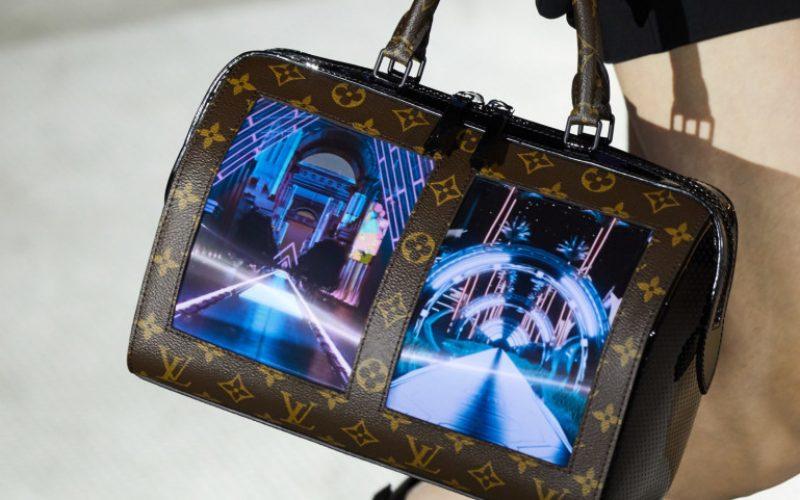 Louis Vuitton-ի նոր պայուսակները ունեն ներկառուցված էկրաններ