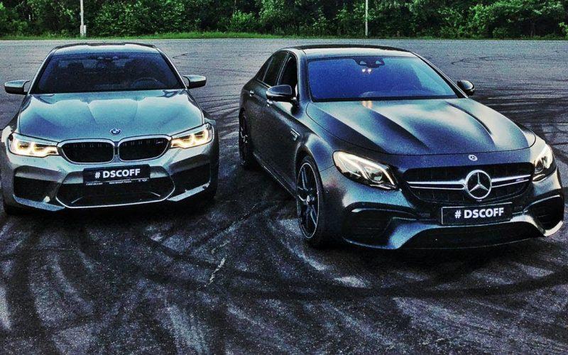 Հակամարտությունը շարունակվում է․ BMW-ն կրկին անդրադարձել է Mercedes-ին (տեսանյութ)