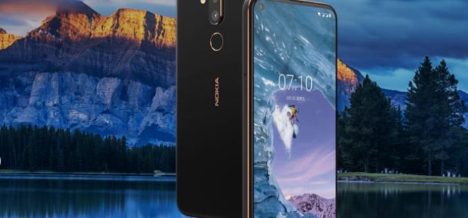 Nokia-ն  էկրանում ներկառուցված տեսախցիկով սմարթֆոն կթողարկի