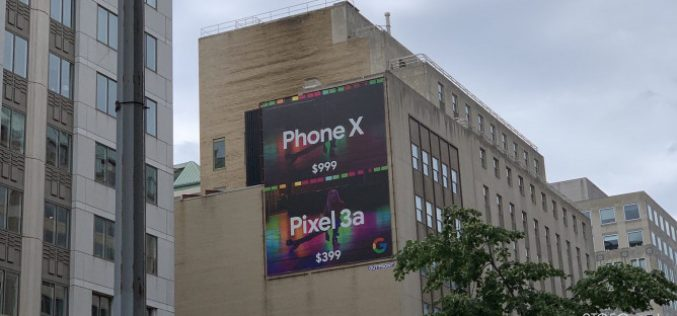 Google-ը շարունակում է ծաղրել iPhone-ը