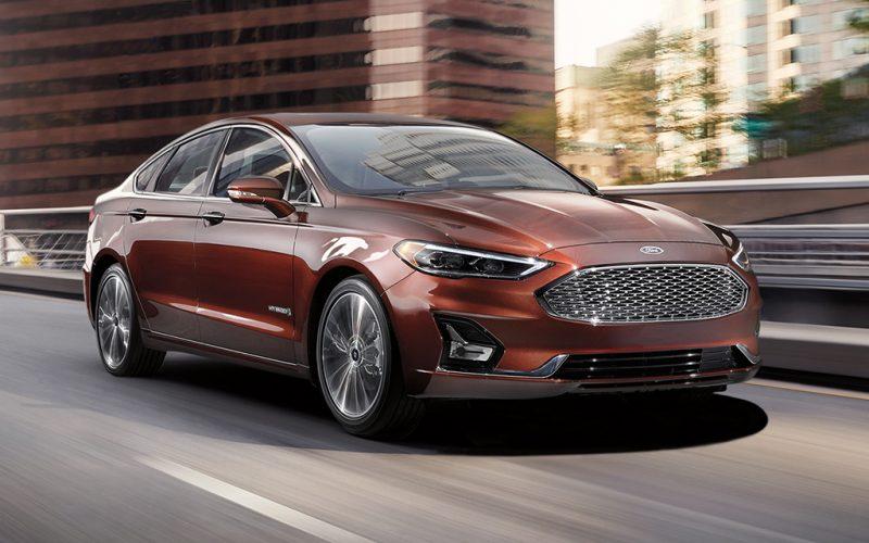 Ford-ն սկսում է նոր ինքնավար մեքենաների թեստավորումը
