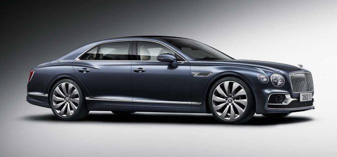 Bentley-ն ներկայացրել է  Flying Spur նոր մոդելը