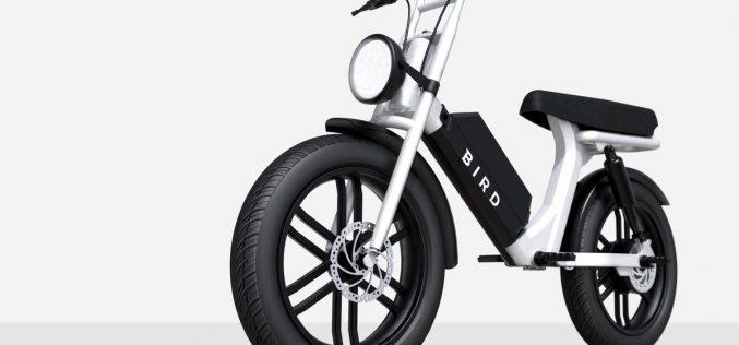 Bird-ը նոր էլեկտրական մոպեդը կներկայացնի այս ամառ