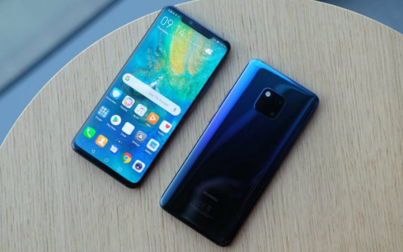 Huawei-ը հրաժարվել է Samsung-ի հետ մրցակցության գաղափարից