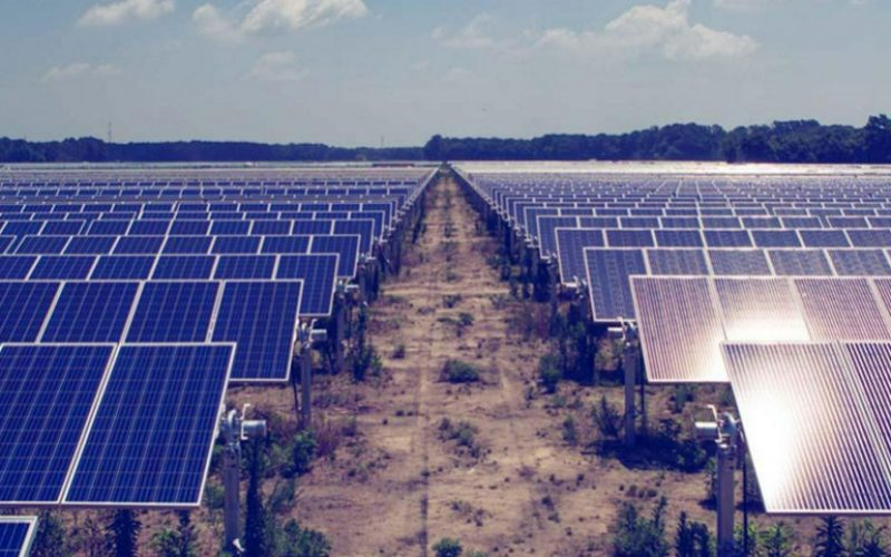 Facebook-ը արևային էներգիա գեներացնող կայաններ կկառուցի