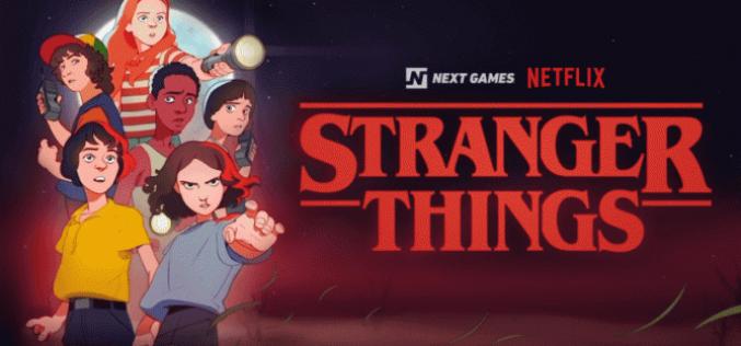 Netflix-ը Stranger Things սերիալի մոտիվով երկու նոր խաղ կստեղծի