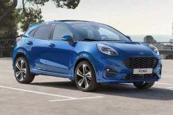 Ford-ը ներկայացրել Է Puma հիբրիդային քրոսովերը