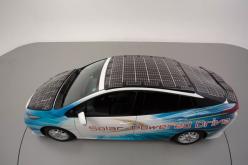 Toyota-ի նոր էլեկտրամոբիլը կլիցքավորվի արևից