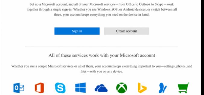 Microsoft-ը կարգելափակի երկու և ավելի տարի չգործածած հաշիվները