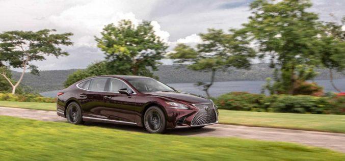 Lexus ընկերությունը LS 500 սեդանի՝ սահմանափակ քանակությամբ մոդելներ կթողարկի