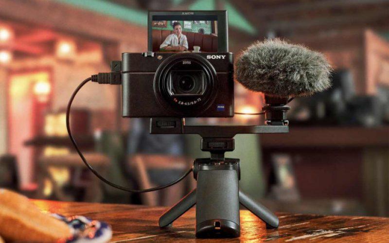 Sony-ն թողարկել է վլոգերների համար նախատեսված լավագույն տեսախցիկը