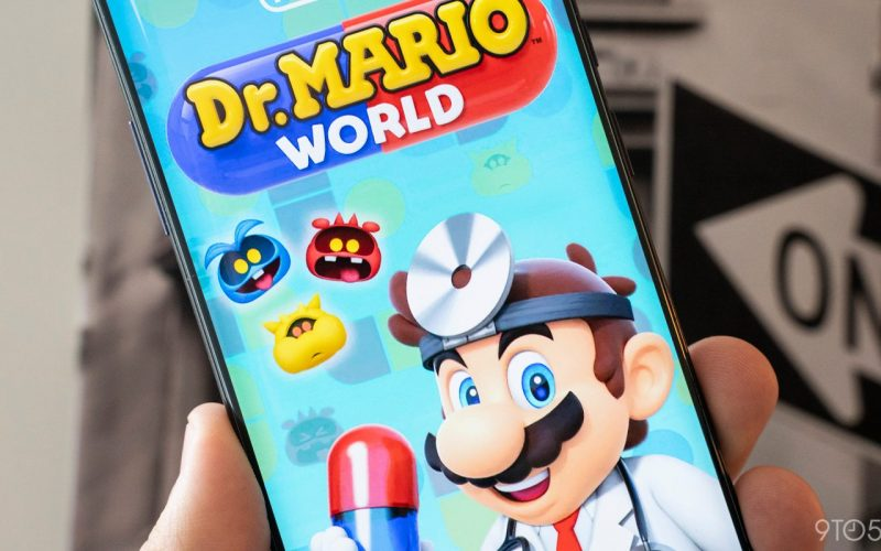 Dr. Mario World-ը թողարկվել է iOS-ի համար