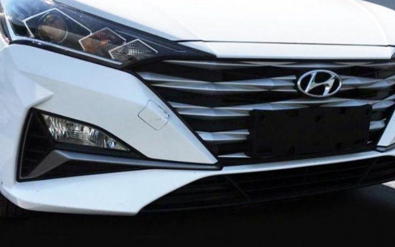 Համացանցում են հայտնվել նորացված Hyundai Solaris-ի լուսանկարները