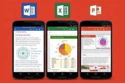 Android-ի համար նախատեսված Microsoft Word-ը ներբեռնվել է ավելի քան միլիարդ անգամ