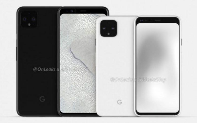 Google Pixl 4-ի դիմային դիզայնը հաստատվել է