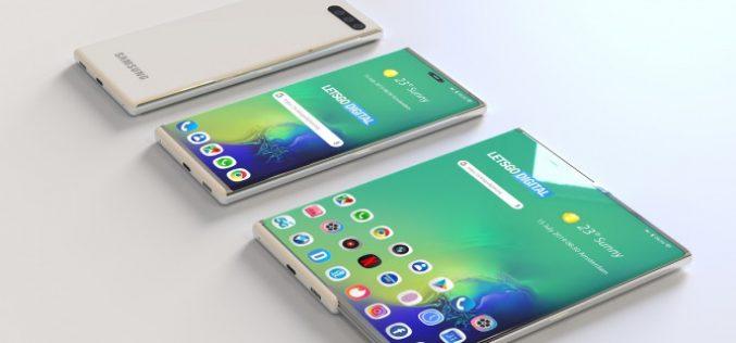 Samsung Galaxy S11-ը կարող է լինել շարժական կորպուսով