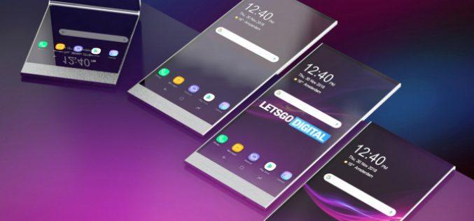 Sony-ն պատրաստվում է թափանցիկ էկրանով ճկվող սմարթֆոն թողարկել