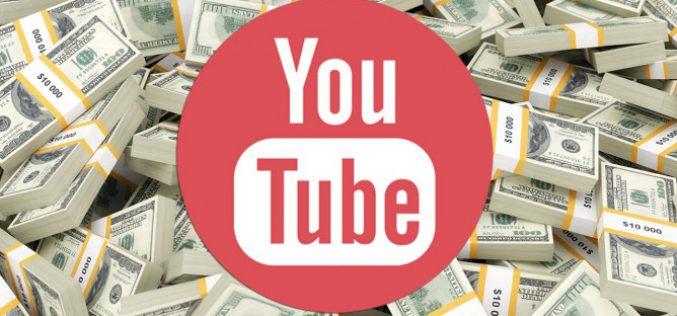 Youtube-ը նոր հնարավորություններ է տալիս հեղինակներին փող վաստակելու համար