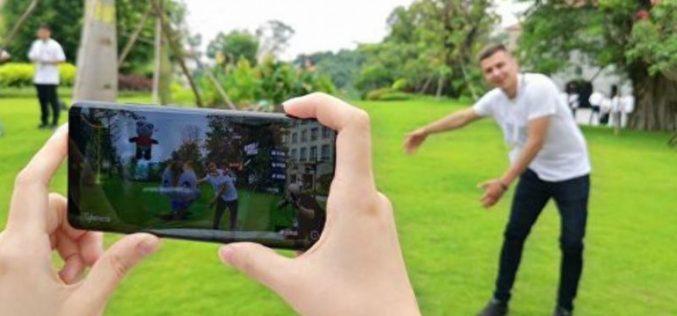 Huawei-ը ներկայացրեց Cyberverse  միախառնված իրականության հարթակը