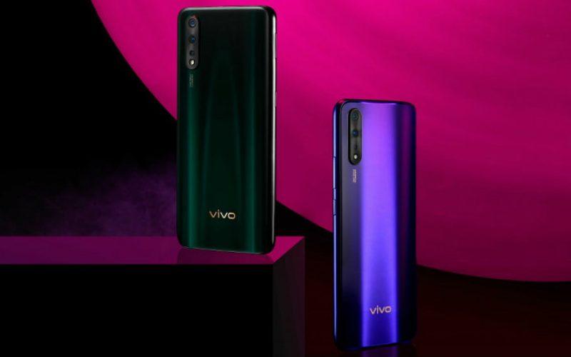 Vivo Z5. նոր սմարթֆոն եռակի տեսախցիկով