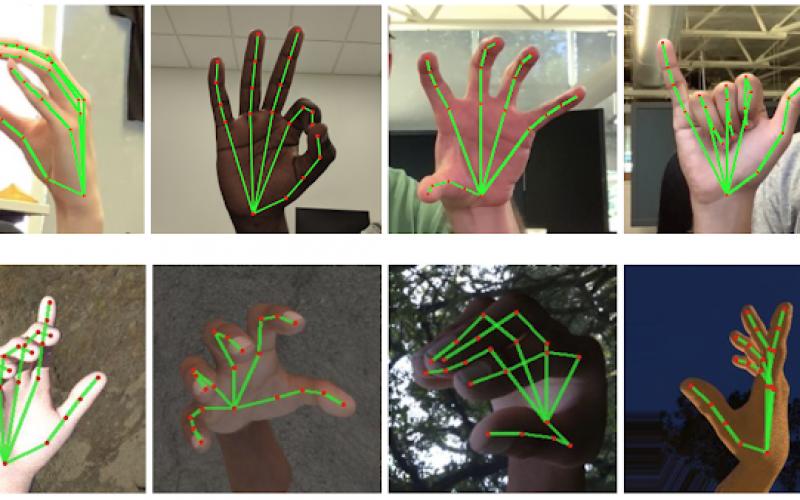 Google-ը անվճար ալգորիթմ է ստեղծել, որը մեծ ճշտությամբ հասկանում է ձեռքերի շարժումները