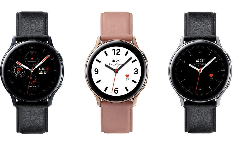Samsung-ը նոր խելացի ժամացույցներ է ներկայացրել