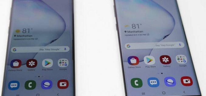 Հարավային Կորեայում ավելի քան 1 մլն մարդ արդեն պատվիրել է ավելի քան 1000 դոլար արժողությամբ Galaxy Note 10 սմարթֆոնը