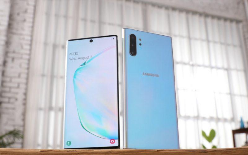 Samsung-ը պաշտոնապես ներկայացրել է Galaxy Note10-ը