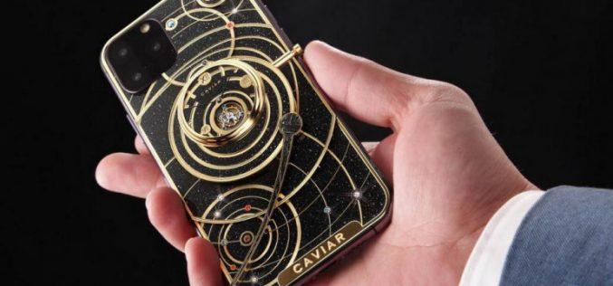 Caviar-ը դեռևս չթողարկված iPhone 11-ի թանկարժեք մոդելներ է ստեղծել