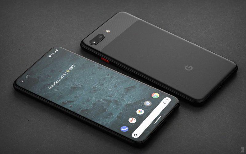 Ցանցում հայտնվել են Google Pixel 4 XL-ի իրական լուսանկարները