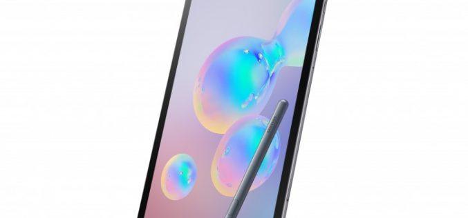 Samsung-ը ցուցադրել է նոր Galaxy Tab S6 պլանշետը