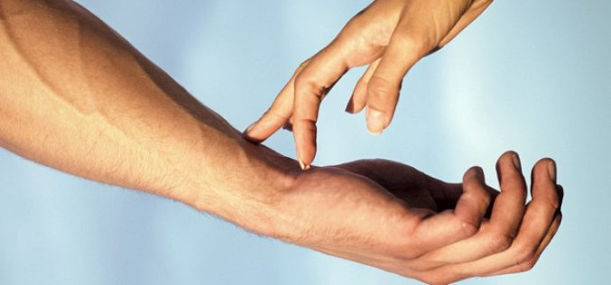 Ձեռքերի երակների  գծապատկերը  կպարզի մարդկանց ինքնությունը. նոր տեխնոլոգիայի հետքերով