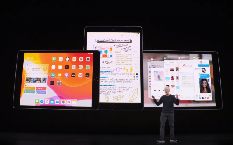 Apple-ը ցուցադրել է բարելավված  iPad 2019-ը