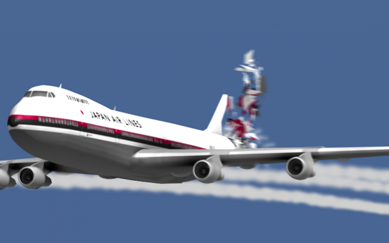 ԻՆքնաթիռը կտրուկ վայրէջք է կատարել թափված սուրճի պատճառով