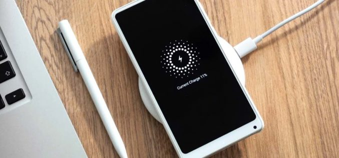 Xiaomi ընկերությունը ցուցադրել է անլար լիցքավորման նորագույն տեխնոլոգիա