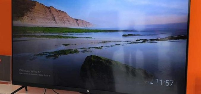 Xiaomi-ն կթողարկի նոր հեռուստացույցների շարք Mi Full Screen TV Pro