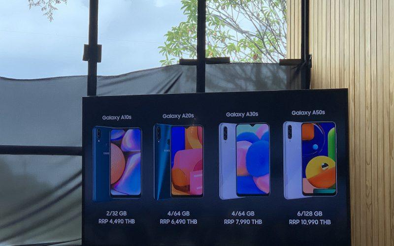 Հայտնի ինսայդերը բացահայտել է Samsung Galaxy A20s-ի բնութագրիչները