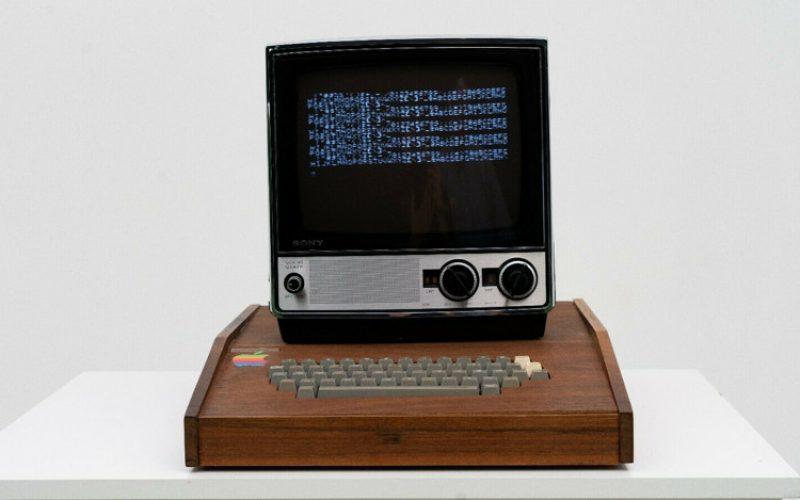 1,75 մլն դոլարով վաճառվում է   Apple-1 համակարգիչը. այն անձամբ  Ջոբսն է հավաքել