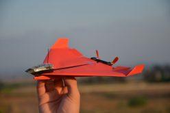 Շարժիչներ ունեցող թղթե ինքնաթիռը   հավաքել է 1մլն դոլար  Kickstarter-ի կրաուդֆանդինգային հարթակում