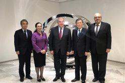 Արմեն Սարգսյանն այցելել է Ճապոնիայի  Mitsubishi Heavy Industries ընկերություն