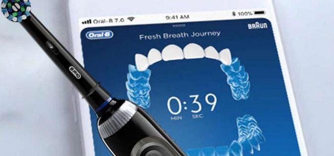 Oral- B ընկերությունը ներկայացրել է  ատամի խոզանակ, որն աշխատում է արհեստական բանականությամբ